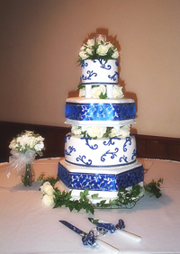 Cake Art Supplies : Creative Wedding Planner - About Us